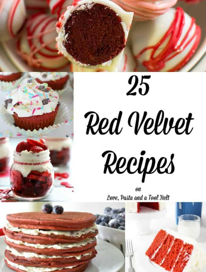 25 Red Velvet Recipes