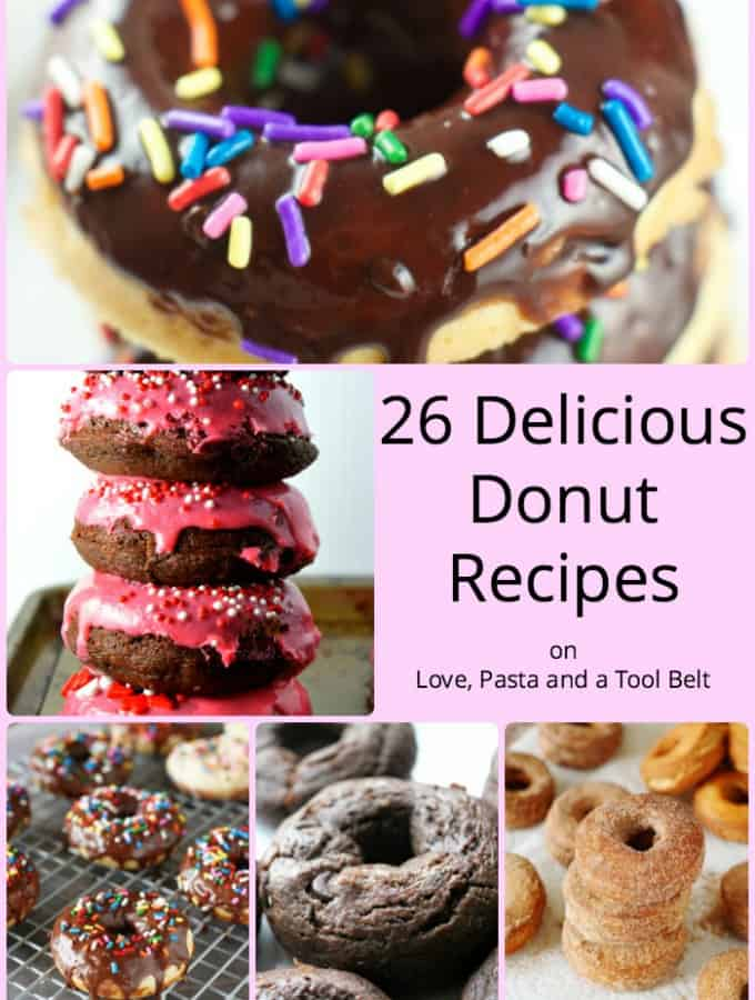 26 Delicious Donut Recipes
