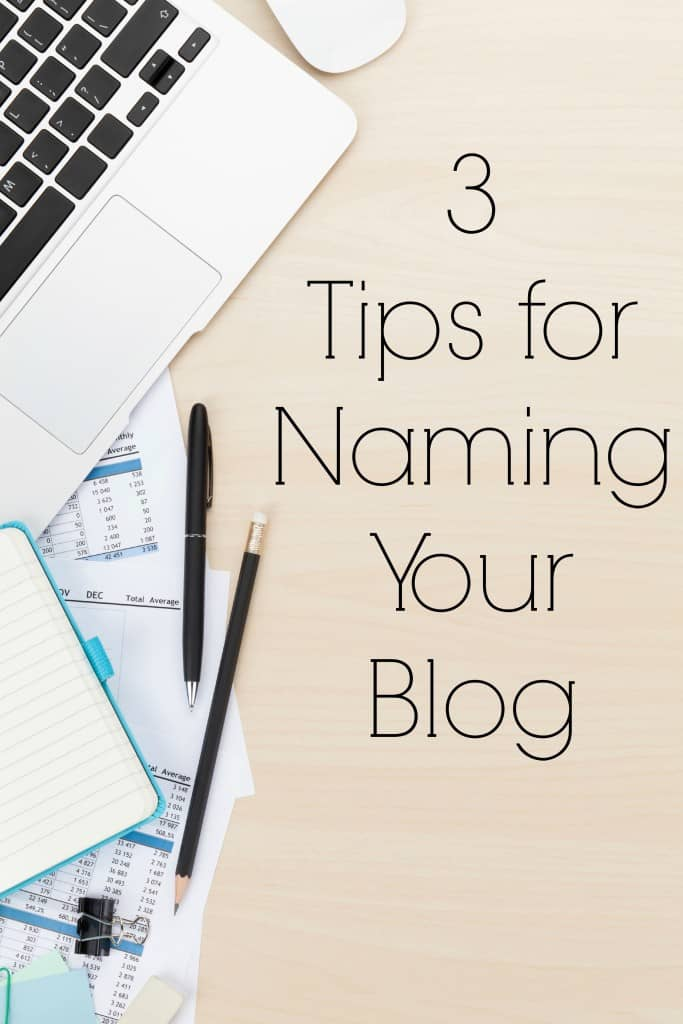 Starting a blog or rebranding? Check out these 3 Tips for Naming Your Blog- Love, Pasta and a Tool Belt AD | Notcom | Smallbiz | Blog Tips | Rebranding | Blogging |