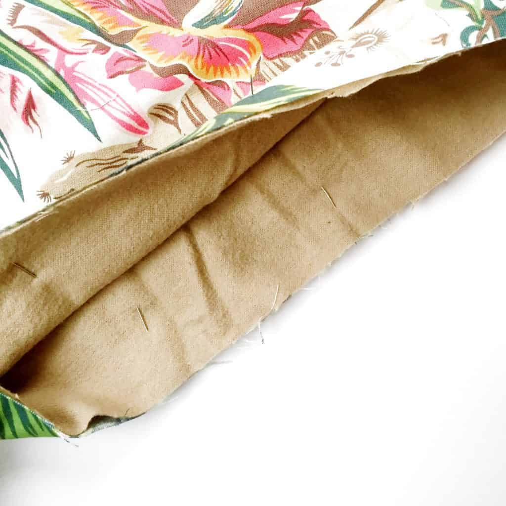 Make packing for travel easier with these DIY Travel Shoe Bags from my contributor Emily!