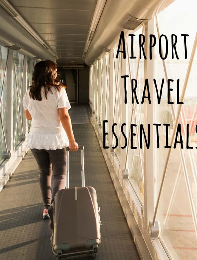 Airport Travel Essentials- Love, Pasta and a Tool Belt | airport | travel | travel essentials | travel must haves | trip planning |