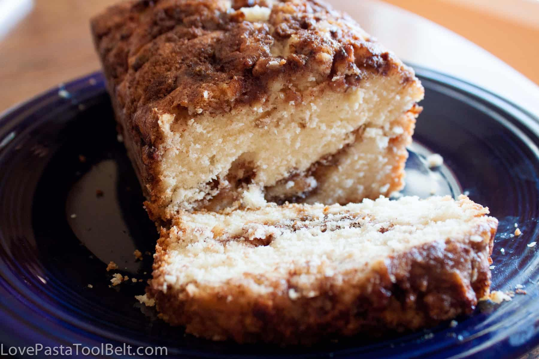 Apple Cinnamon Bread- Love, Pasta and a Tool Belt | apples | bread ...
