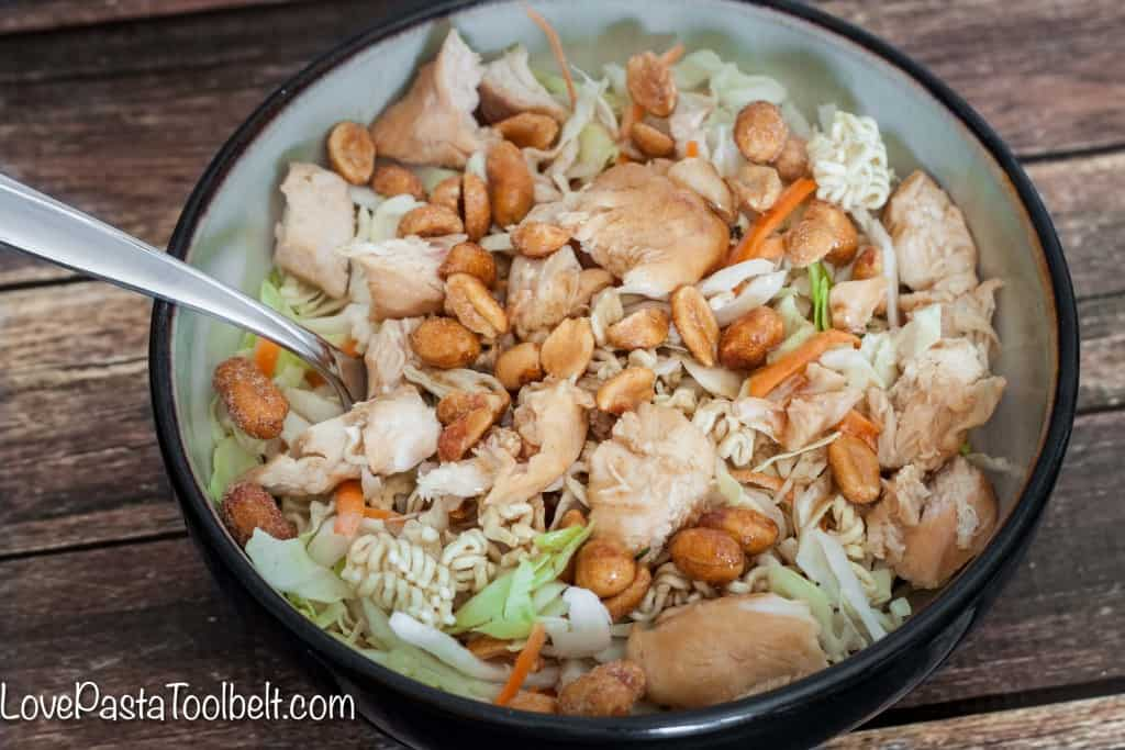 Asian Chicken Salad2