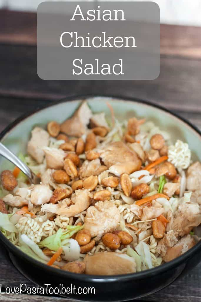 Asian chicken salad love pasta and a tool belt asian chicken salad forumfinder Images