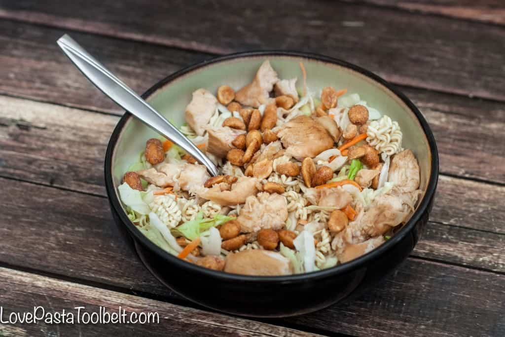 Asian Chicken Salad4