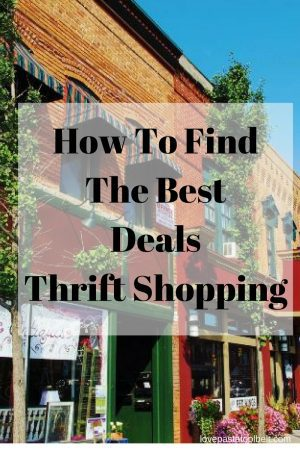 Love finding a bargain? My contributor Rebecca has tips on How to Find the Best Deals Thrift Shopping