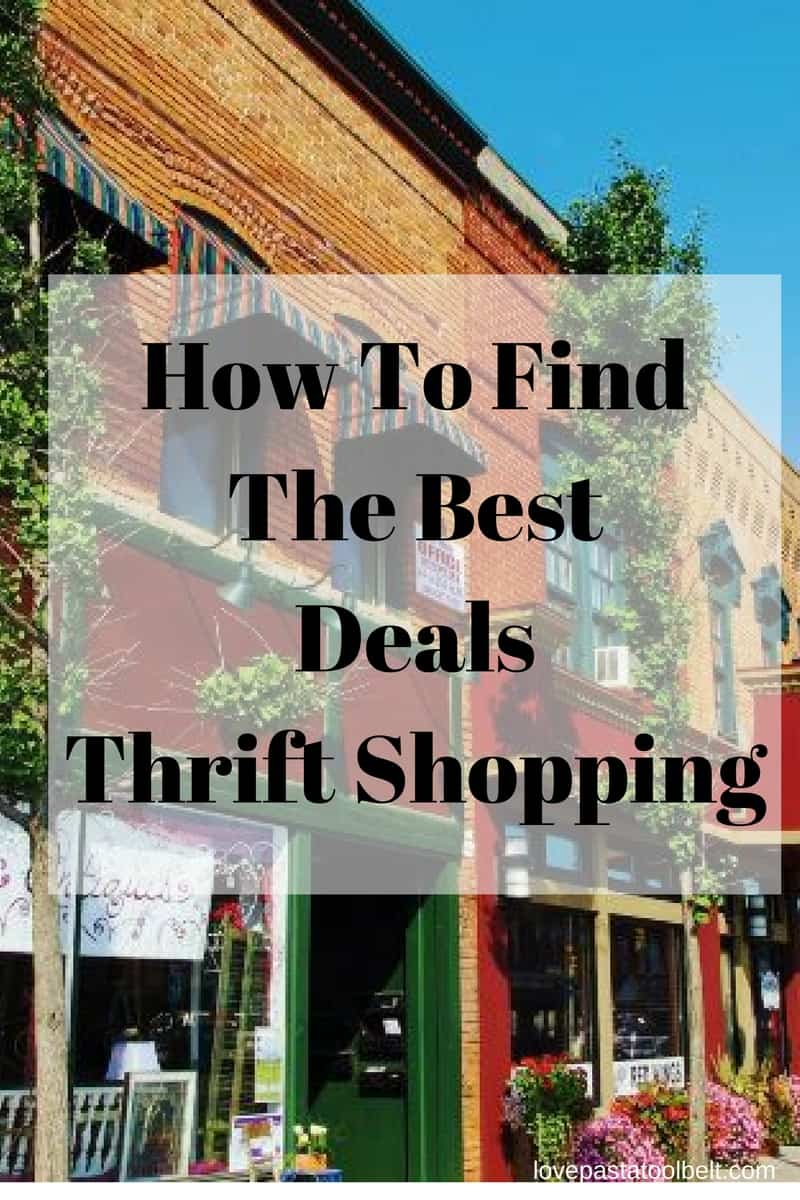 Finding The Right Furniture For A Stylish Home: How To Find The Best Deals Thrift Shopping