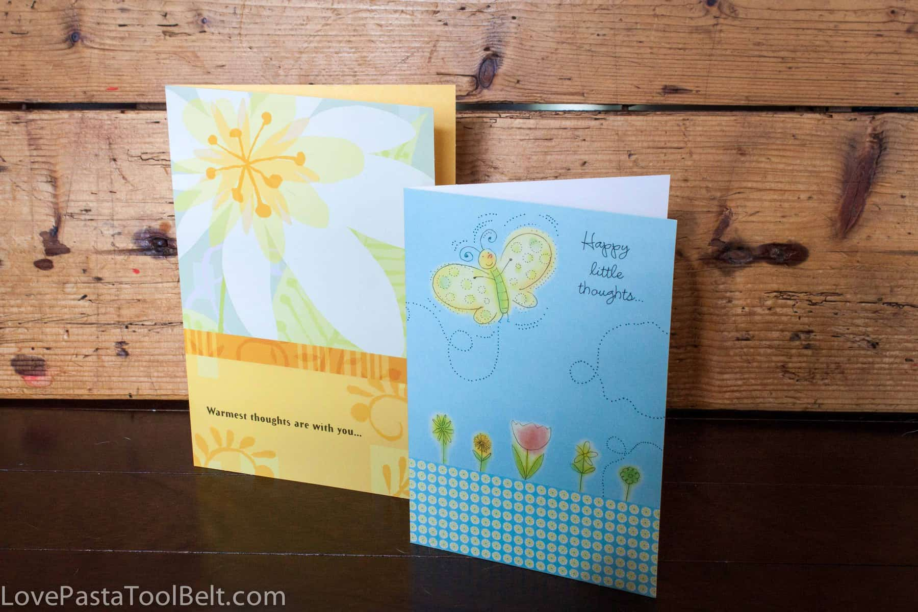 Back To School Greetings With Hallmark Love Pasta And A Tool Belt