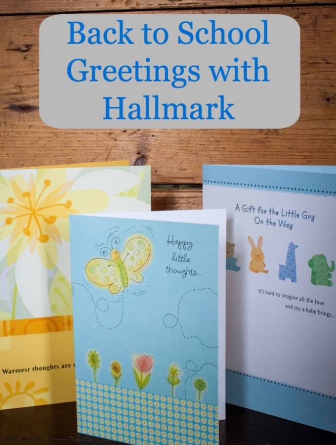 Back to School Greetings with Hallmark- Love, Pasta and a Tool Belt #ValueCards #CollectiveBias #shop