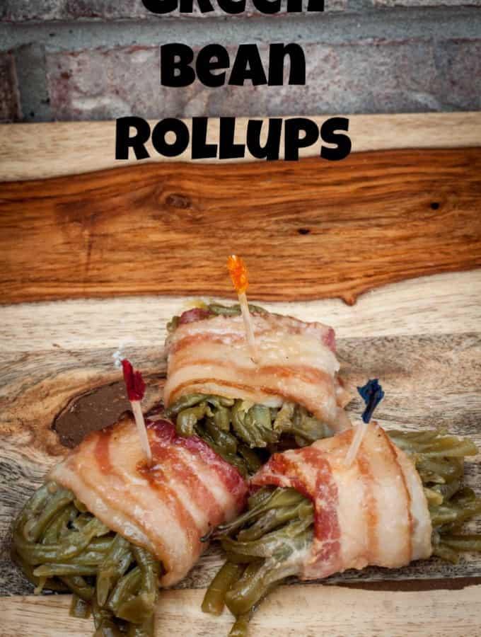 Green Bean Rollups