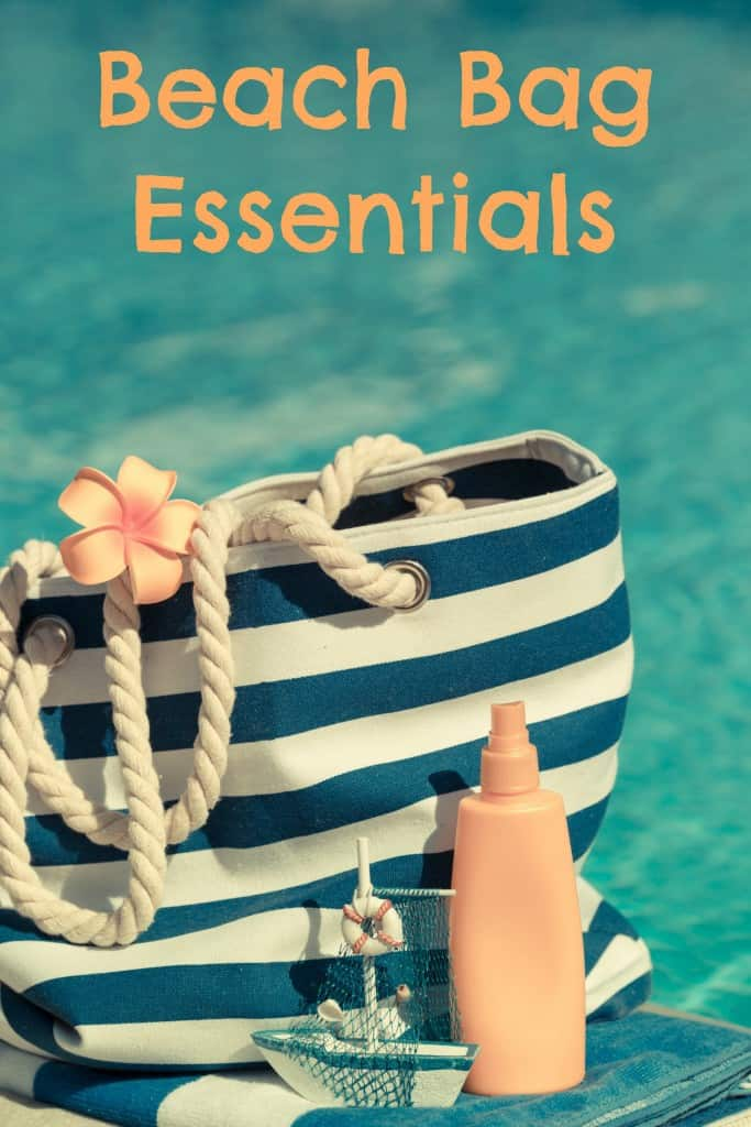 Beach Bag Essentials- Love, Pasta and a Tool Belt | beach bag | beach essentials | beach | sunscreen |