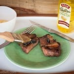 Butter Garlic Steak Recipe #shop #cbias