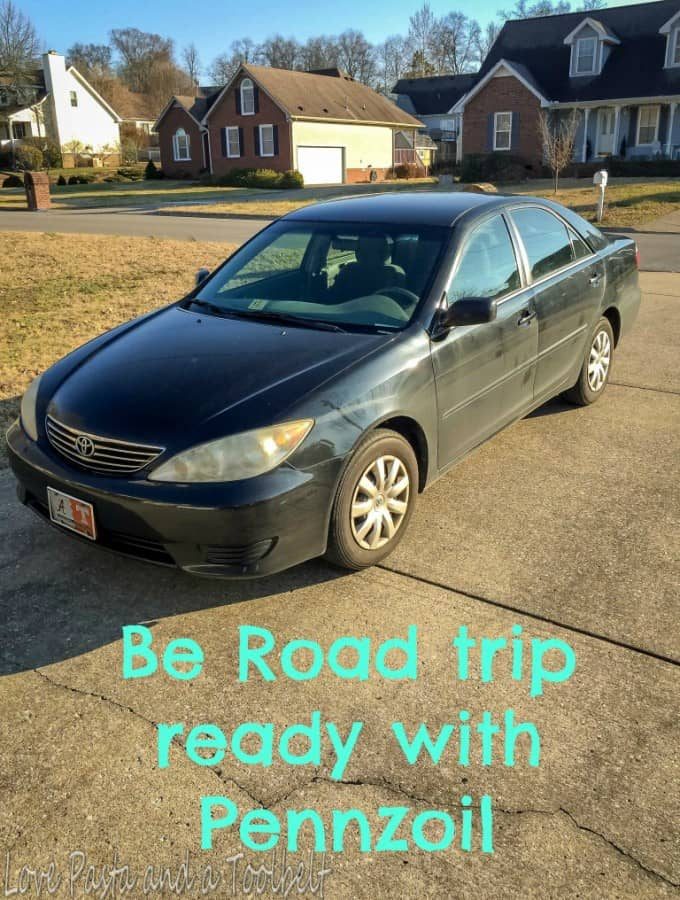 Be Road trip ready with Pennzoil
