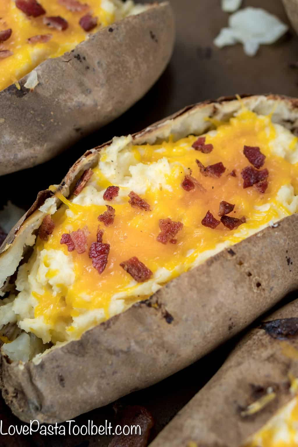Cheesy-Twice-Baked-Potatoes