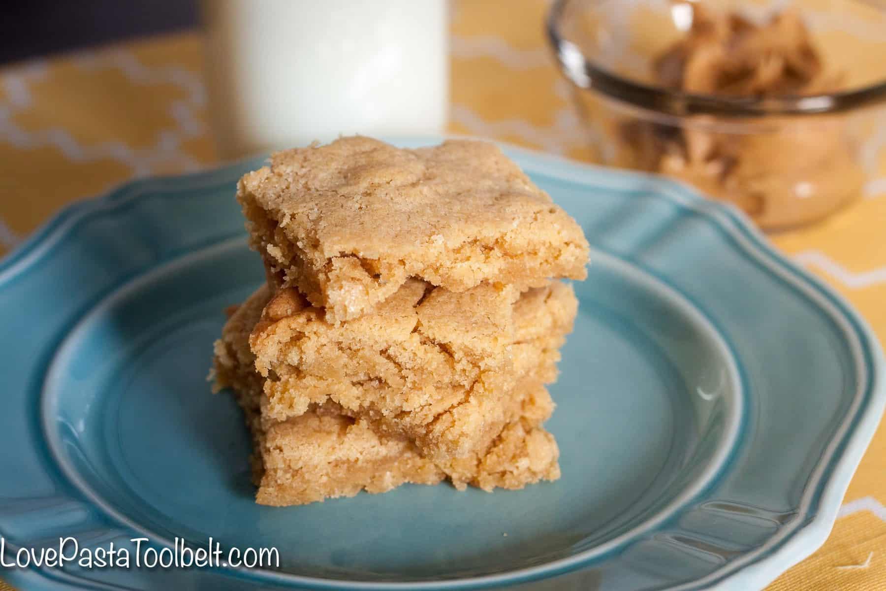 Easy to make peanut butter dessert recipes