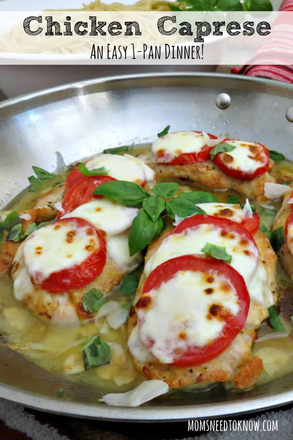 Chicken-Caprese-Recipe