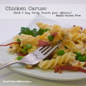 Chicken Caruso