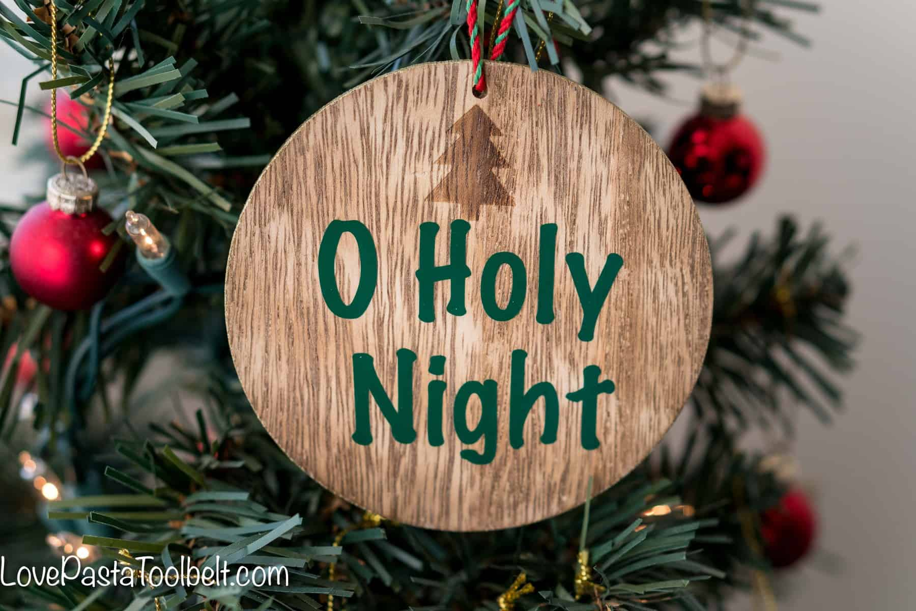 Colorado Christmas Ornaments Part - 47: Put Your Favorite Christmas Song On Your Tree With These Christmas Song  Coaster Ornaments