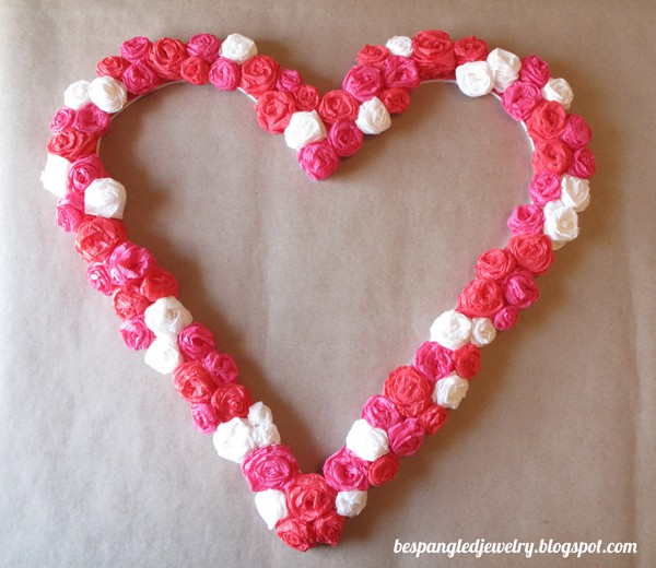 10 Cute Valentine 39 S Crafts Love Pasta And A Tool Belt