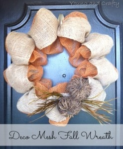 Deco Mesh Fall Wreath[13]