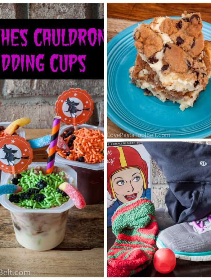 The Wednesday Round Up link party is full of great recipes, crafts and blog posts! - Love, Pasta and a Tool Belt