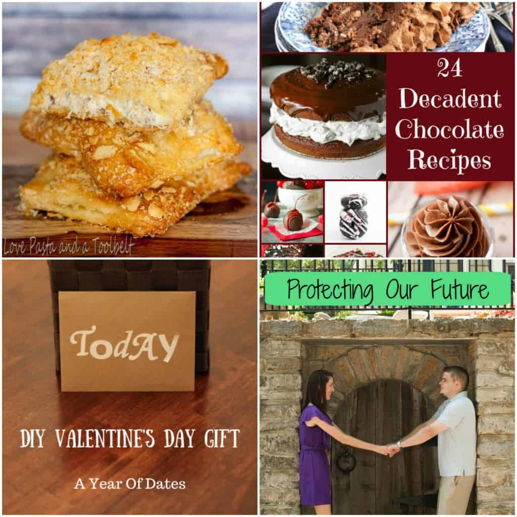 The Wednesday Round Up #61- Love, Pasta and a Tool Belt