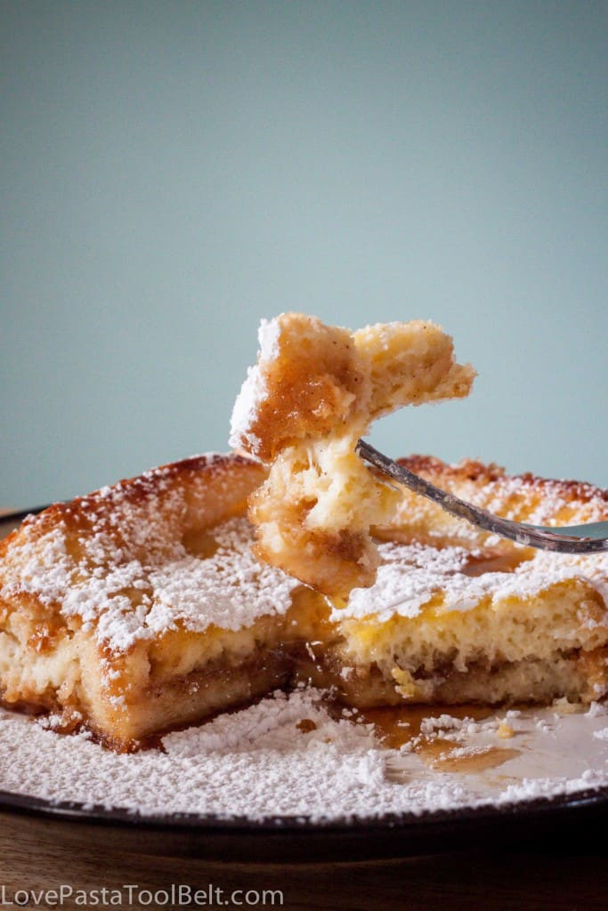 French Toast Casserole- Love, Pasta and a Tool Belt