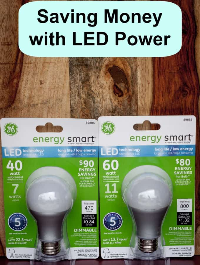 Saving Money with LED Power