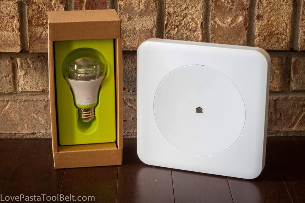 Feel Safer with Wifi Light Bulbs- Love, Pasta and a Tool Belt #GELink #Cbias #shop