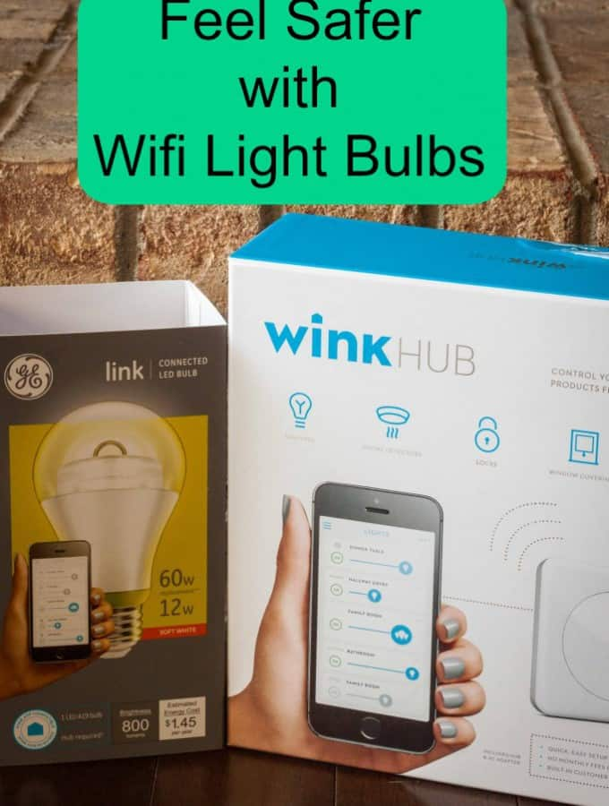 Feel Safer with Wifi Light Bulbs