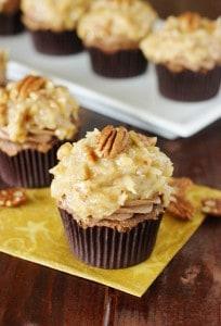 German-Chocolate-Cupcakes 1