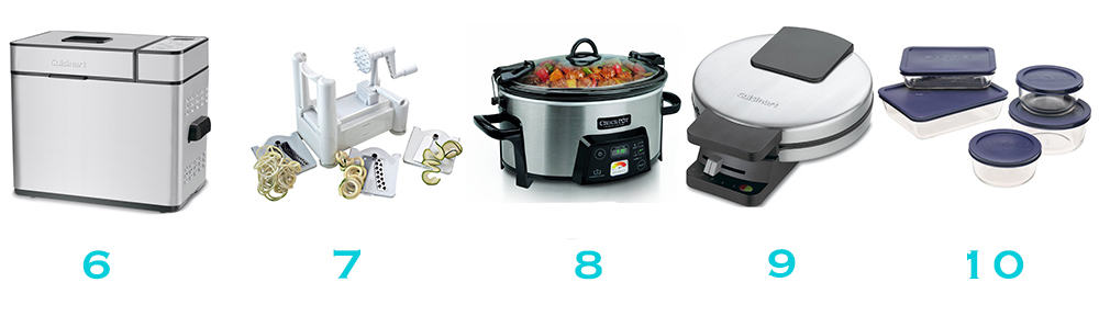 10 Gift Ideas for the Cook in your life. Need help with your Christmas shopping? Check out this great Holiday Gift Guide- Love, Pasta and a Tool Belt   Christmas   Gift Guide   Holidays   Shopping   Cooks   Kitchen  