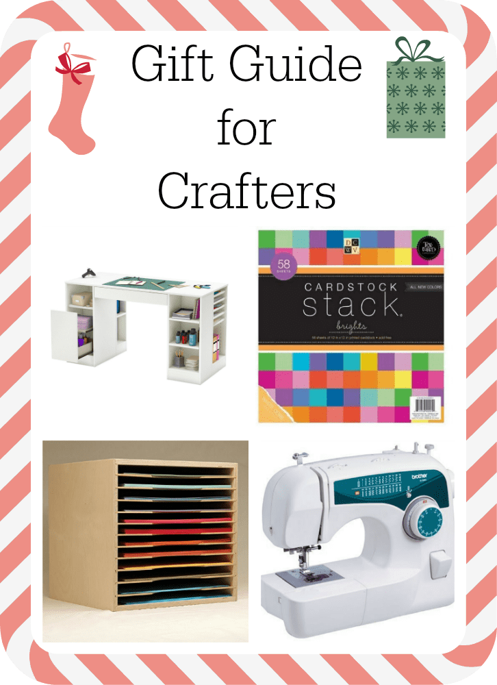 Need a gift for the crafter in your life? Check out this Gift Guide for Crafters- Love, Past and a Tool Belt | gifts | gift guide | shopping | Christmas presents | Wish List | Crafts | Crafting | DIY |