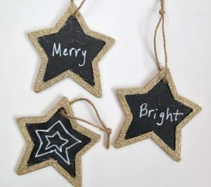 glittered-chalkboard-ornaments