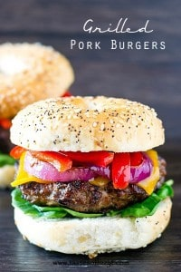 Grilled-Pork-Burgers