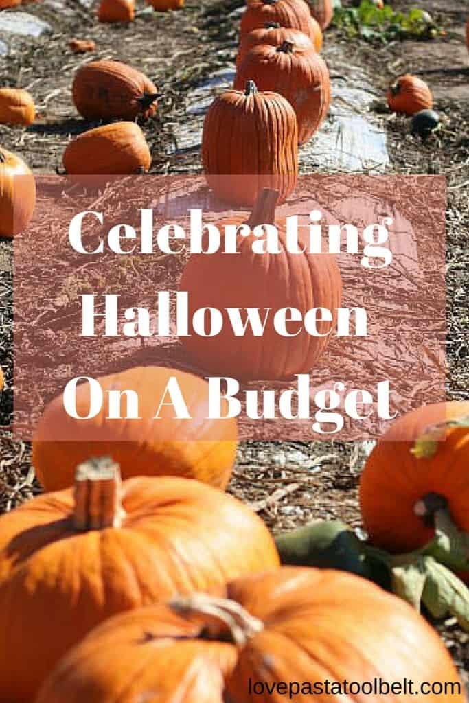 My contributor Rebecca is sharing How to Celebrate Halloween on a Budget- Love, Pasta and a Tool Belt | Budget | Halloween | Party Ideas | Party Planning |
