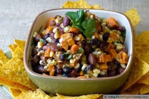 Harvest Sweet Potato Salsa