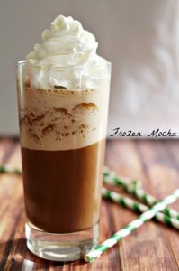 Homemade Frozen Mocha- Frugal Mom Eh!