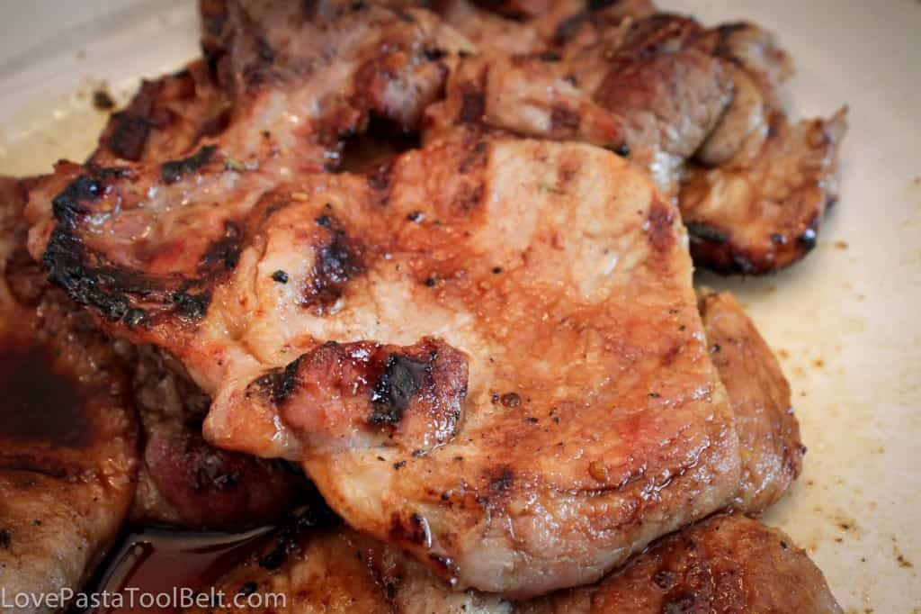 Honey Garlic Pork Chops-1