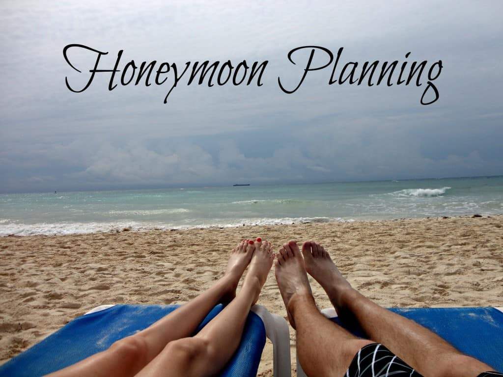 Honeymoon Planning- Love, Pasta and a Tool Belt