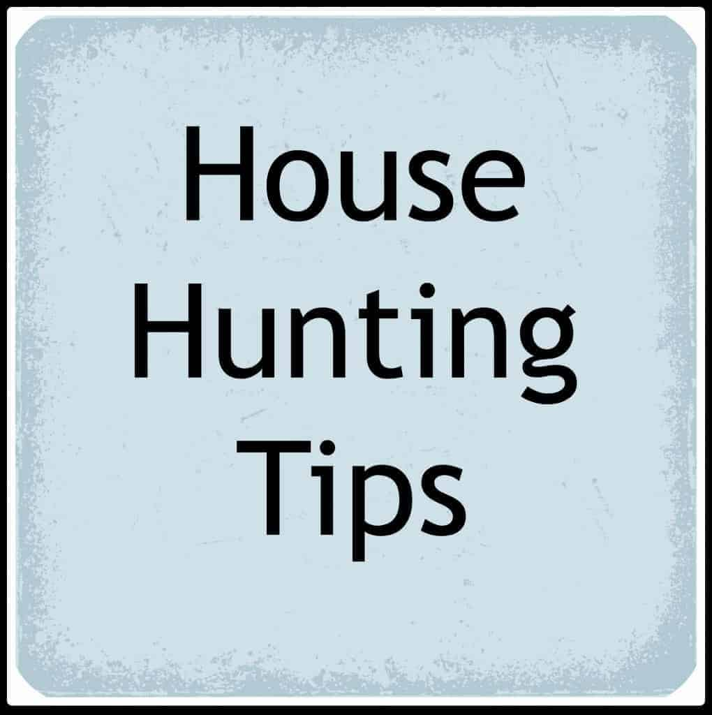 6 Key House Hunting Tips for your search for the perfect house- Love, Pasta and a Tool Belt | house hunting | home buying | house search | realtor | moving | new house |