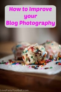 Here are some simple DIY tricks on How to Improve your Blog Photography- Love, Pasta and a Tool Belt | photography | blog | camera |