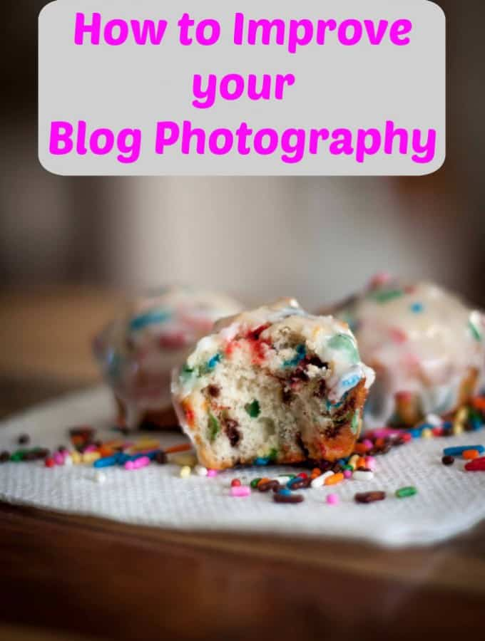 How to Improve your Blog Photography