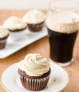 Irish Carbomb Cupcakes