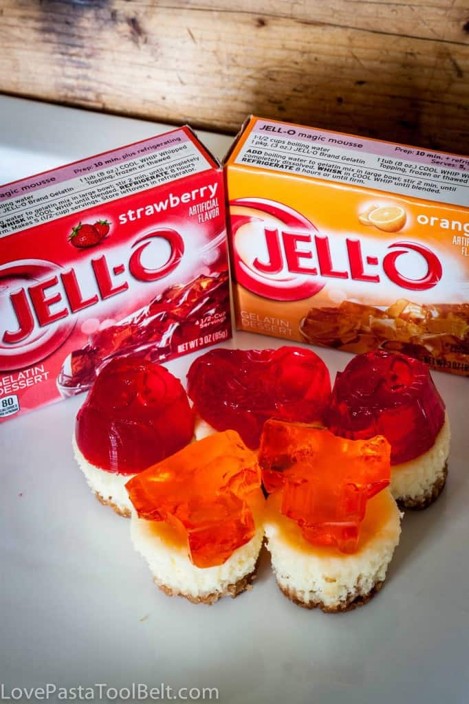 Game Day Food with Jell-O- Love, Pasta and a Tool Belt #TeamJellO #shop