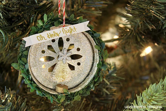 18 Diy Christmas Ornaments Love Pasta And A Tool Belt