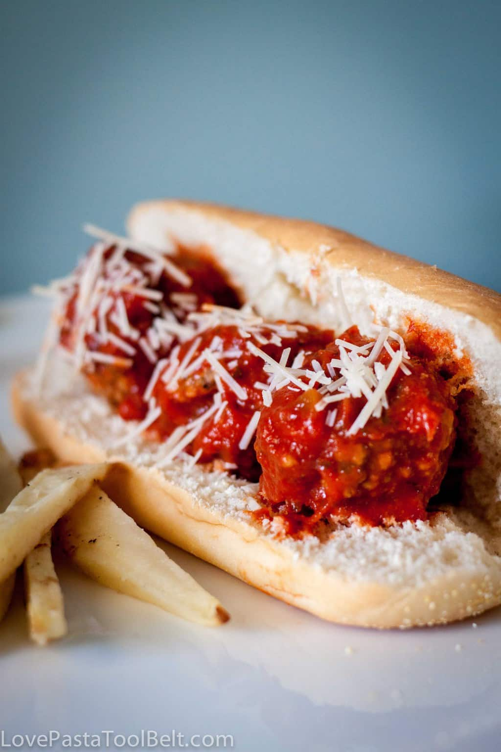 homemade meatball subs love pasta and a tool belt