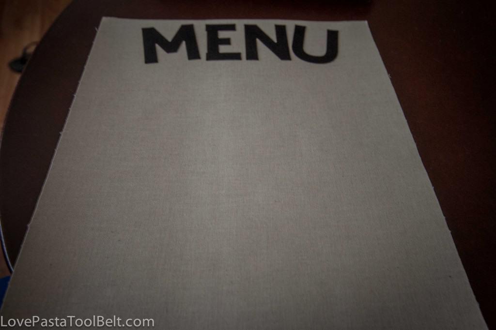 Menu Board-4