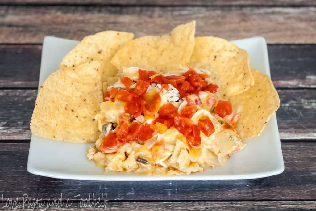 Mexican Chicken Casserole- Love, Pasta and a Tool Belt   chicken   recipe   family recipe   food   dinner   casserole  