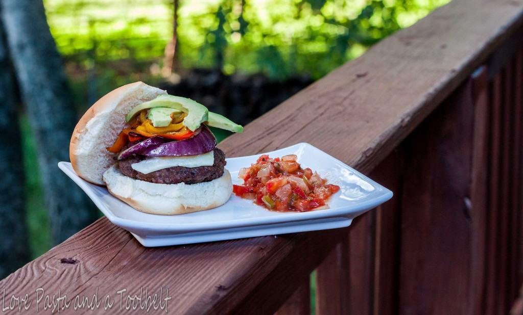 Mexican Hamburger2